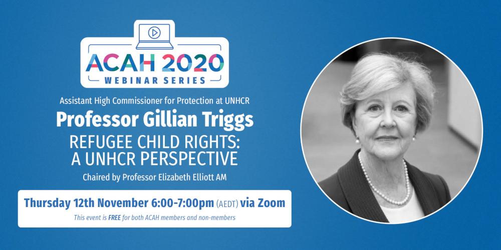 Gillian Triggs Website Banner