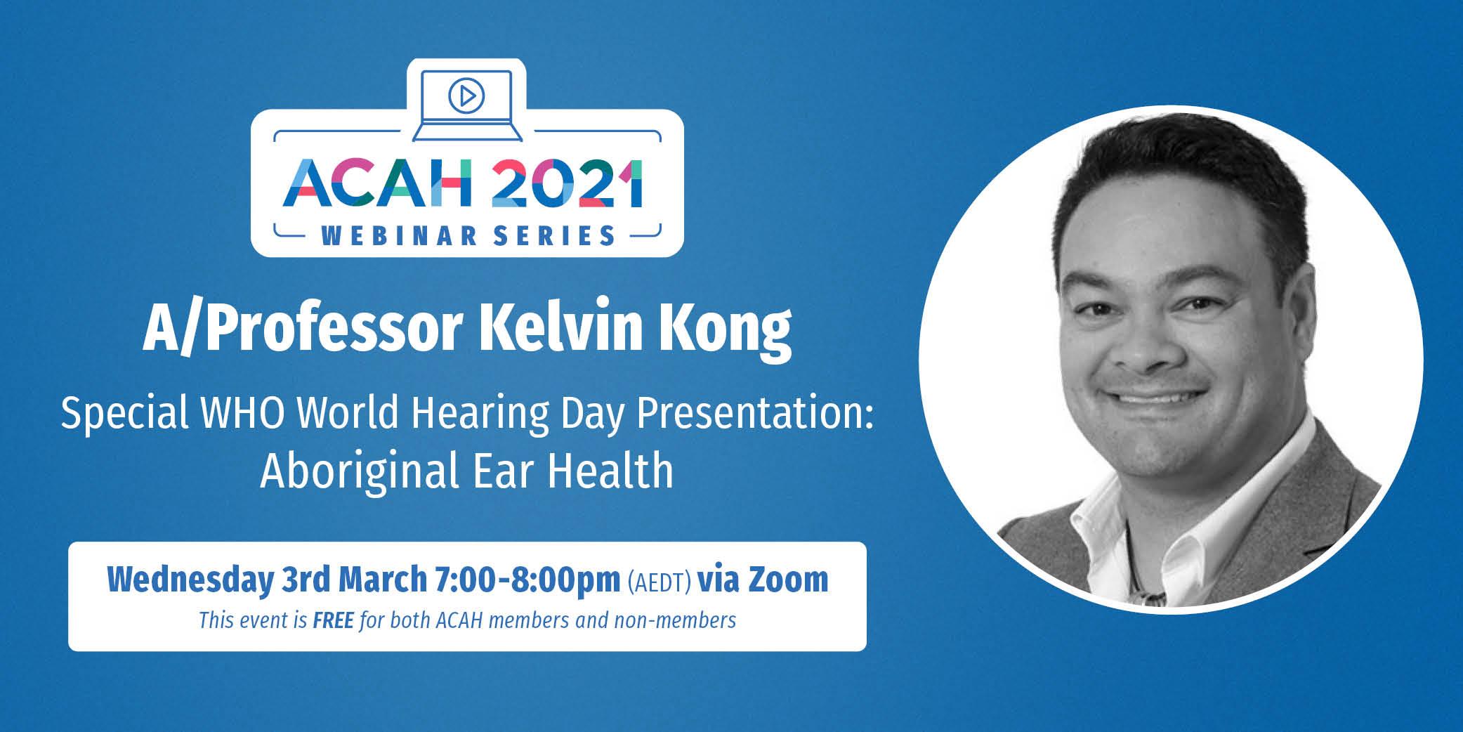 A/Professor Kelvin Kong