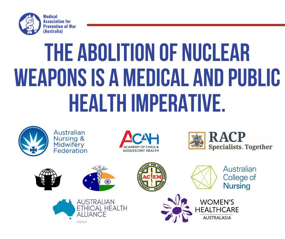 Abolition of nuclear weapons image